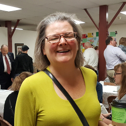 Sue Grundy, our Parish Administrator